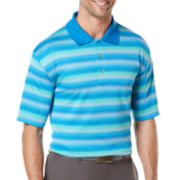 PGA TOUR® Jacquard Polo
