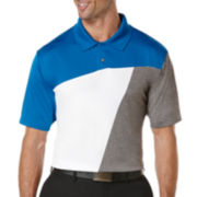PGA TOUR® Pro Series Asymmetrical Polo