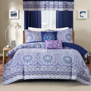 jcpenney.com | Ideology Calhoun Medallion Comforter Set & Accessories