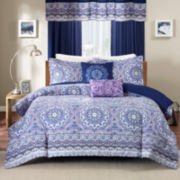 Ideology Calhoun Medallion Comforter Set & Accessories
