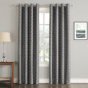 Sun Zero™ Maverick Room-Darkening Grommet-Top Curtain Panel