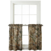 Realtree® Xtra® Rod-Pocket Window Tiers