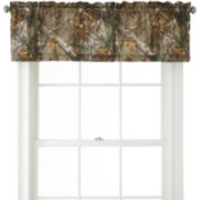 Realtree® Xtra® Camo Rod-Pocket Valance