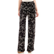 Worthington® Wide-Leg Soft Pants