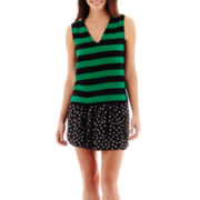 MNG by Mango® Striped Top or Print Skirt