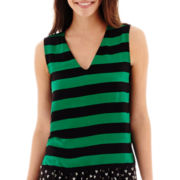 MNG by Mango® Sleeveless Striped Top