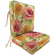 Boxed-Style Cushion - Back Attached