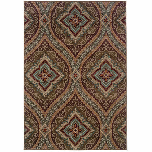 Covington Home Amanda Parlor Rectangular Rugs