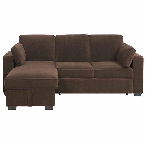Calgary Dream Convertible Chaise Lounge