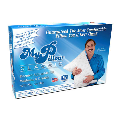 As Seen on TV® My Pillow, Color: White   JCPenney