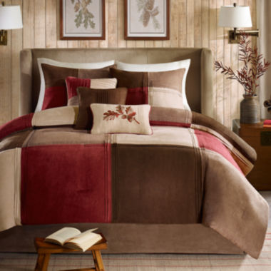 jcpenney.com | Madison Park Maddox 7-pc. Comforter Set