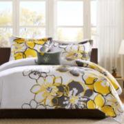 Mi Zone Mackenzie Floral Comforter Set