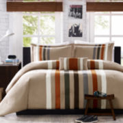Mizone Landon Striped Comforter Set