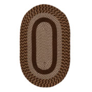 Cambridge Reversible Braided Oval Rugs