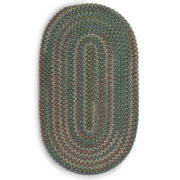 Andreanna Reversible Braided Oval Rugs