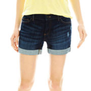 Joe Fresh™ Cuffed Denim Shorts