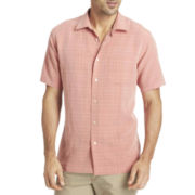 Van Heusen® Short-Sleeve Rayon Shirt