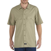 Dickies® Short-Sleeve Performance Work Shirt