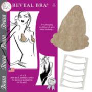 Brazabra Reveal Strapless Adhesive Bra Combo Pack