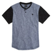 Zoo York® Short-Sleeve Henley Tee - Boys 8-20