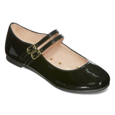 jcpenney.com | Christie & Jill Tulip Girls Double Strap Mary Jane Shoes - Little Kids