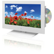 "Gpx® 15"" LED TV With Built-In DVD Player"