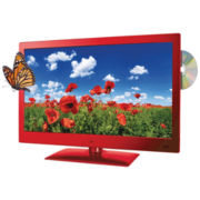 "Gpx® 23"" LED TV With Built-In DVD Player"
