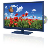 "Gpx® 32"" LED TV With Built-In DVD Player"