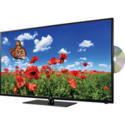"Gpx® 43"" LED TV With Built-In DVD Player"