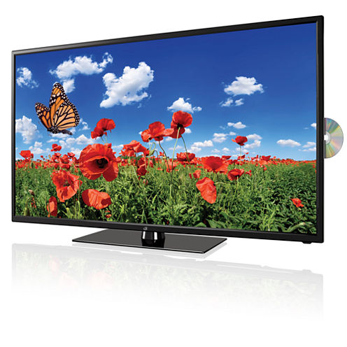 "Gpx® 48"" LED TV With Built-In DVD Player"