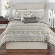Rhapsody Geo Tribal Comforter Set