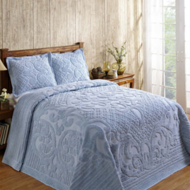 jcpenney.com | Better Trends Ashton Chenille Bedspread & Accessories