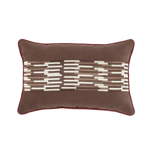 "Croscill Classics® Mountain 18"" Boudoir Decorative Pillow"