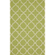 Feizy Rugs® Lattice Indoor/Outdoor Rectangular Rug