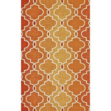 jcpenney.com | Feizy Rugs® Trellis Indoor/Outdoor Rectangular Rug