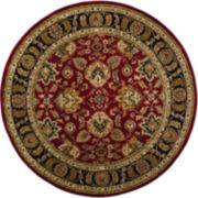 Feizy Rugs® Kashgar Wool Round Rug
