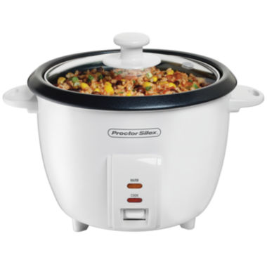 jcpenney.com | Proctor-Silex® 10-Cup Rice Cooker