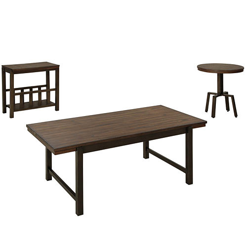 Signature Design by Ashley® Riggerton 3-pc. Cocktail Table Set