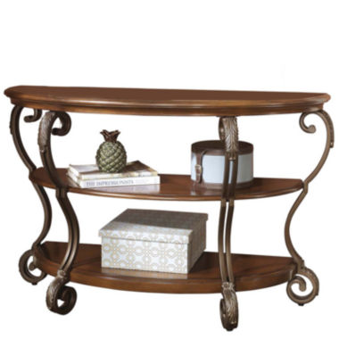 jcpenney.com | Signature Design by Ashley® Nestor Sofa Table