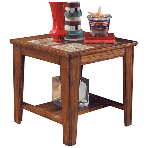 Signature Design by Ashley® Toscana End Table