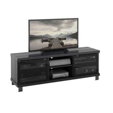 "jcpenney.com | Holland 59"" Wood TV Bench"