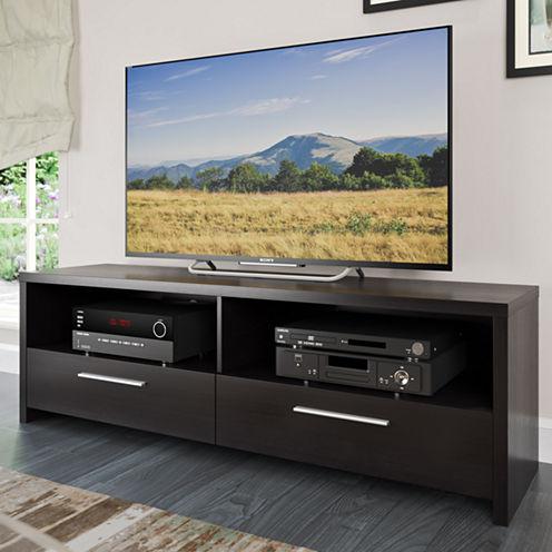 """Fernbrook 59"""" Wood TV Stand"""""""
