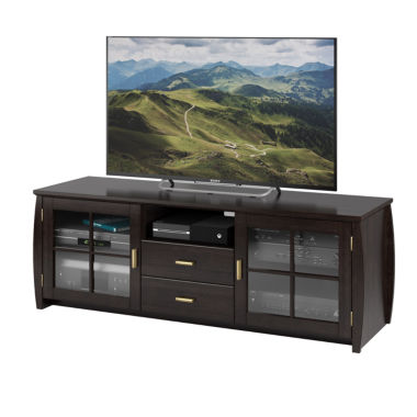"jcpenney.com | Washington 59"" Wood TV Bench"