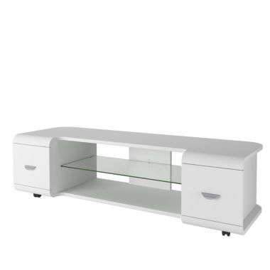 "jcpenney.com | Panorama 56"" Wood TV Stand"