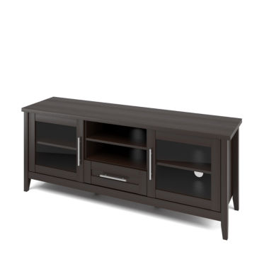 "jcpenney.com | Jackson 59"" Wood TV Bench"