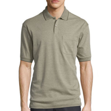 jcpenney.com | Haggar® Mini Box Polo Shirt