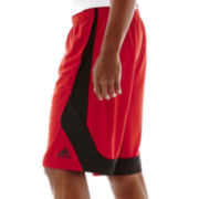 adidas® Team Smooth Edge Basketball Shorts