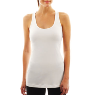 jcpenney.com | Xersion™ Quick-Dri Workout Tank Top - Tall