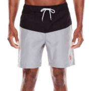 U.S. Polo Assn.® Contrast Swim Shorts