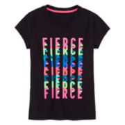 Xersion™ Short-Sleeve Graphic Tee - Girls 7-16 and Plus